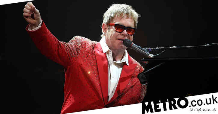 Sir Elton John reveals Crocodile Rock was written as a 'joke' and he 'never, ever' wants to sing it again