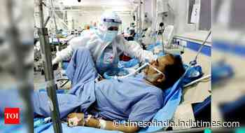 Coronavirus in India live updates: Centre issues advisory as cases of black fungus infection rise - Times of India