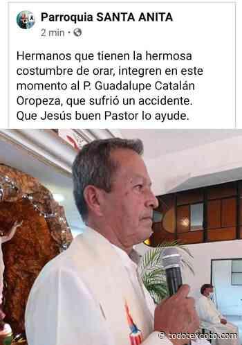 Cinco heridos y un muerto deja choque en carretera de Zumpango del Río, donde viajaba el ex párroco Guadalupe Catalán - Noticias de Texcoco