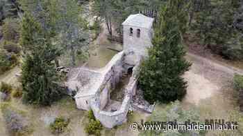 Saint-Jean de Balmes : un prieuré chargé d'histoire – Journal de Millau - Journal de Millau