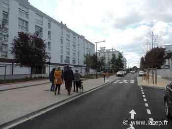La rue François-Rabelais s'est refait une beauté - La République du Centre