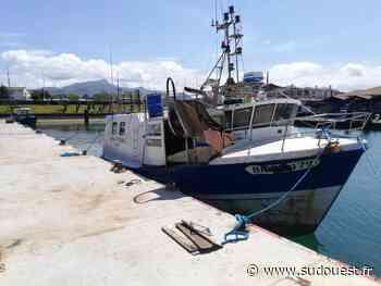 Un bateau de pêche de Saint-Jean-de-Luz victime d'une avarie au large de Mimizan - Sud Ouest