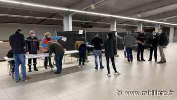 Mende : un centre de vaccination mobile à la halle Saint-Jean - Midi Libre