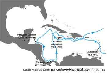 Recomendamos: Cuarto Viaje De Colón Al Nuevo Mundo: Primera Expedición Por Centroamérica - Etcétera
