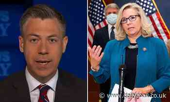 Liz Cheney has 'failed' the Republican Party says conservative Study Committee Chairman Jim Banks
