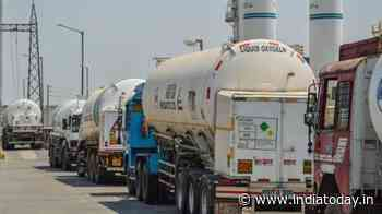 NHAI exempts tankers carrying oxygen from toll fee on highways - India Today