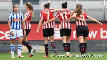2-1. Oihane y Lucía remontan con merecimiento el derbi de Lezama