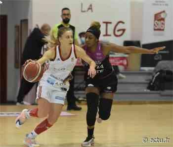 Basket : formée à Offranville, Marine Debaut poursuit sa route à Chartres en Ligue 2 féminine - Les Informations Dieppoises