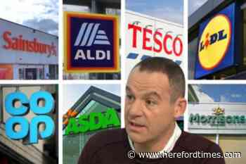 Martin Lewis' warning to shoppers who pay with cash