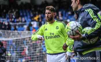 Real Madrid, Sergio Ramos vicino all'addio? Comincia a seguire mezza rosa del Psg - Sportface.it
