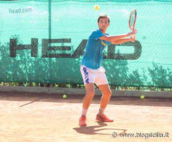 Tennis, arriva il 1° punto ATP per Gabriele Piraino - BlogSicilia.it