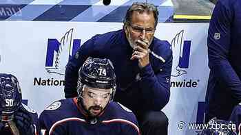 Tortorella's tenure behind Blue Jackets bench over after 6 seasons