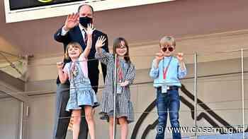 Prince Albert : ses enfants Jacques et Gabriella taquins pour l'E-Prix de Monaco 2021 - Closer France