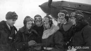 Albert Mirlesse, «parrain» du régiment de chasse Normandie-Niémen - Russia Beyond FR