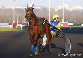 Prix Albert Demarcq, Green Grass sur l'hippodrome de Paris Vincennes - Sports.fr