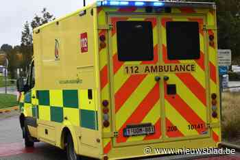 Fietser gewond bij ongeval in Diepenbeek