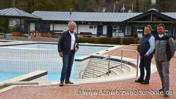 Freibad in Oberndorf - Öffnung am 18. Mai wegen Corona noch fraglich - Schwarzwälder Bote