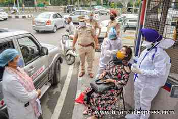 Coronavirus in India May 9 Highlights: Haryana lockdown extended till May 17; Goa records highest single-day toll with 67 deaths - The Financial Express