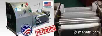 Torrey Hills Technologies - Three Roll Mill has found a new home at MXD Process - MENAFN.COM