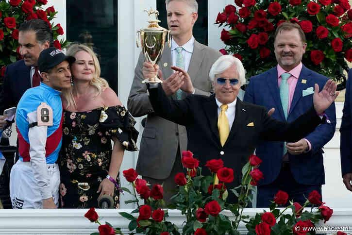 Kentucky Derby winner Medina Spirit failed postrace drug test, trainer says