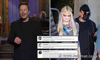 'Not funny, witty or clever': Critics ridicule Elon Musk's hosting of SNL