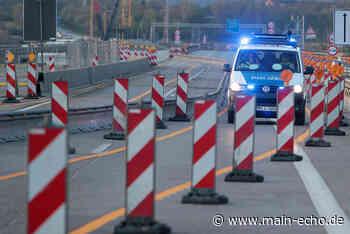 Unfallfluchten auf A3 nahe Bessenbach und Aschaffenburg - Main-Echo