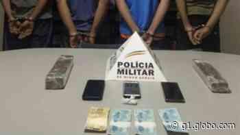 Grupo é detido durante operação 'Monte Seguro' em Monte Carmelo - G1