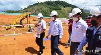 Junín: distrito de San Martín de Pangoa contará con moderno hospital - Diario Perú21