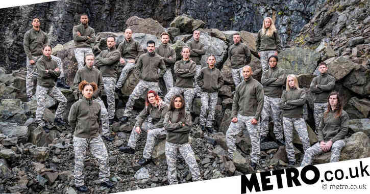 What time is SAS: Who Dares Wins on tonight and who is taking part?