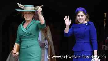Deshalb steht Sarah Ferguson nicht in der Heiratsurkunde von Prinzessin Beatrice - Schweizer Illustrierte