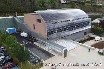 Corrèze : la nouvelle bibliothèque universitaire de Tulle ouvrira le 1er juin 2021 - France 3 Régions