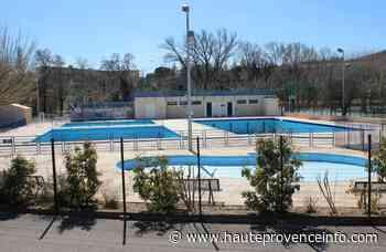 Ouverture de la piscine municipale de Sainte-Tulle - Haute-Provence Info