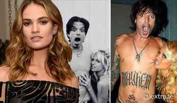 'Unrecognisable' Lily James undergoes jawdropping transformation for Pamela Anderson role - Extra.ie