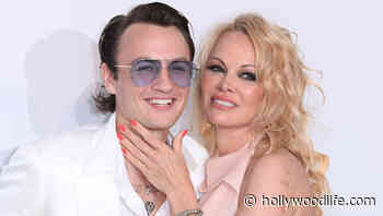 Why Pamela Anderson's Son Brandon Lee Wasn't Surprised By Her New Marriage - HollywoodLife