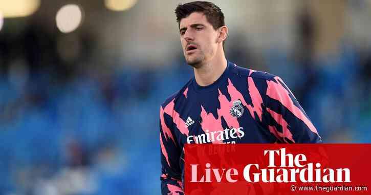 Real Madrid v Sevilla: La Liga – live!