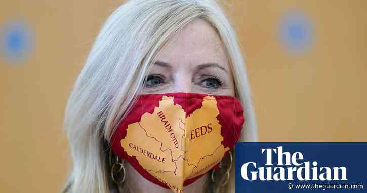 Labour's Tracy Brabin elected first mayor of West Yorkshire