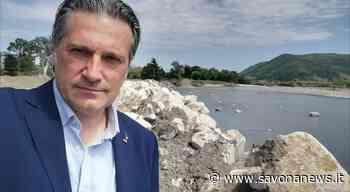 "Bastia d'Albenga, Mai (Lega) in sopralluogo sull'argine del torrente Arroscia: ""Lavori partiti speditamente"" - SavonaNews.it"