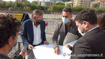 """Albenga, arrivano 100mila euro in """"somme urgenze"""" per la sistemazione di Lungocenta Croce Bianca - SavonaNews.it"""