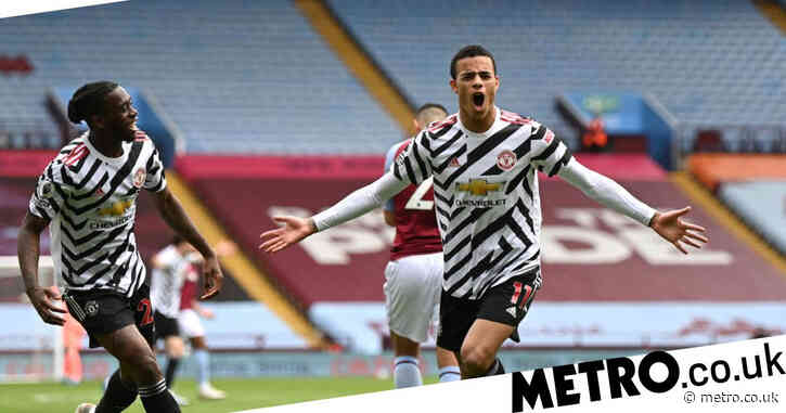 Michael Owen and Owen Hargreaves full of praise for Mason Greenwood after Manchester United's win against Aston Villa