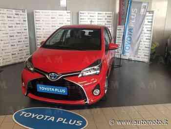 Vendo Toyota Yaris 1.5 Hybrid 5 porte Style usata a Curno, Bergamo (codice 7828940) - Automoto.it - Automoto.it