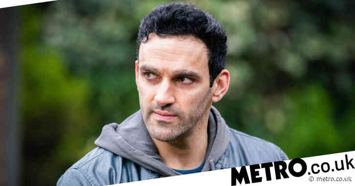 EastEnders star Davood Ghadami 'excited' to become 'millionaire property tycoon' after soap exit