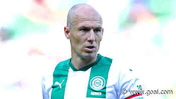 Robben open to playing at Euro 2020 with Netherlands after bagging two assists for Groningen