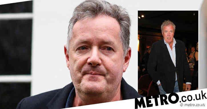 Piers Morgan gutted as he's mistaken for former rival Jeremy Clarkson by excitable fan