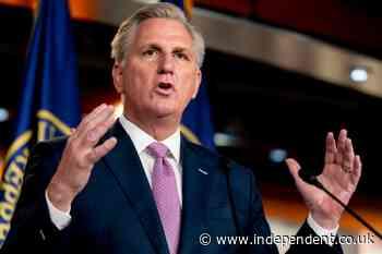 Kevin McCarthy officially backs Elise Stefanik to replace Liz Cheney in GOP leadership post