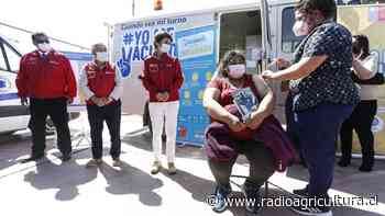Presentan operativos extramurales para reforzar vacunación en Tarapacá - Radio Agricultura