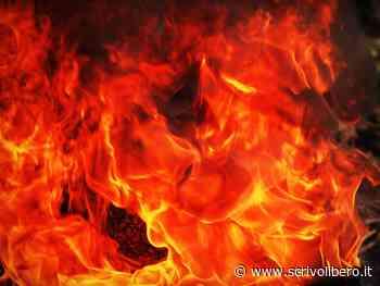 Sciacca, danneggiata da un incendio tenda della Protezione Civile: al via le indagini - Scrivo Libero