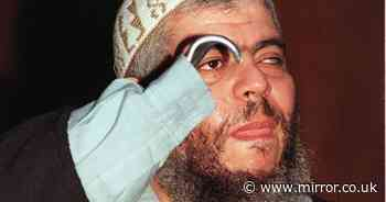 Imprisoned hate preacher Abu Hamza in bid for 'compassionate' return to Britain