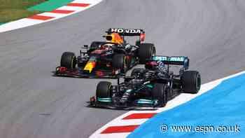 Mercedes masterclass beats Verstappen, Red Bull at Spanish GP