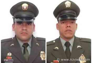 Aumentan a 100 millones de pesos la recompensa por información por el asesinato de dos policías en Tolú - RCN Radio