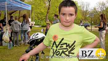 Löwenjagd: Kinder entdecken ihr Braunschweig neu - Braunschweiger Zeitung
